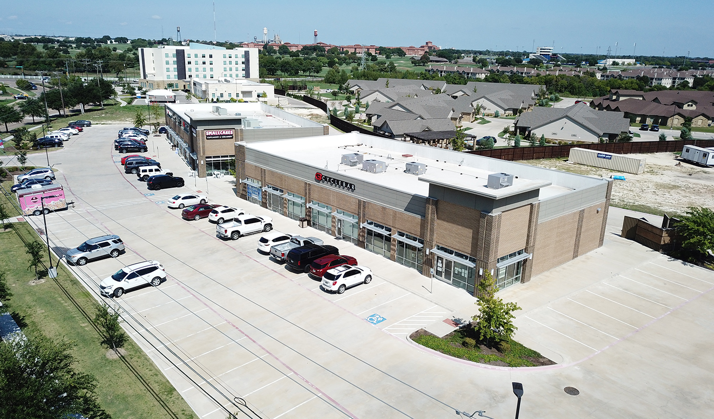 Bagby Marketplace - Property Project at Rycore Capital