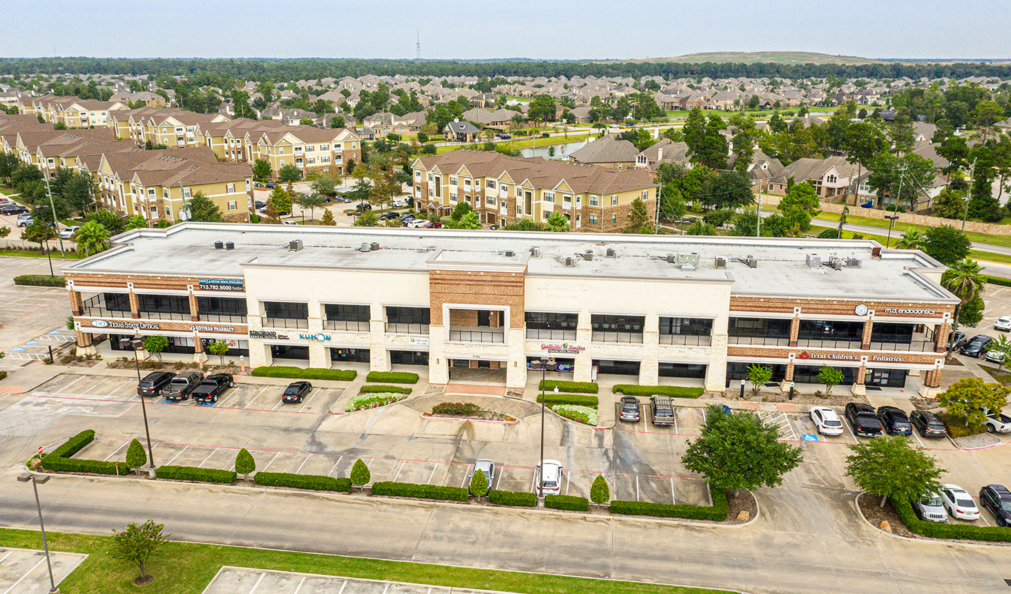 Park Lakes Medical Offices - Property Project at Rycore Capital